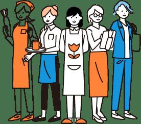 福井県は女性の有業率は全国トップクラス