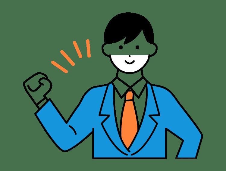 キャリアコンサルタントが丁寧に転職希望者のキャリアに合わせてアドバイスやフォロー、応募書類の添削や面接対策まで全てフォロー